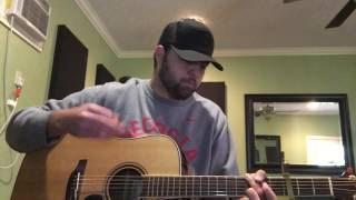 Any Ol' Barstool Jason Aldean cover by Andy Miller
