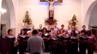 Coral Nossa Senhora da Glória - Música Santa Virgem