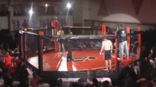 Lee Larson 17 second knockout