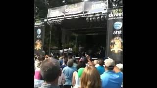 THe Fixx live at Virginia Highlands Summer Fest, Atlanta.