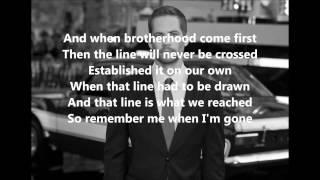 Paul Walker - See you again - Lyrics - Fast & Furious 7