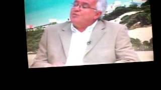 Entrevista - Ítalo Anderson - Bom dia RN (Tv cabugi - globo) - RaioX do futebol. Parte 1