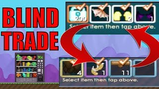 *INSANE* BLIND TRADE - Growtopia