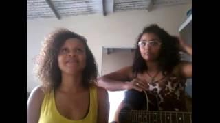 Live Reviver (Hanna e Thallyta) música: santo espírito Laura Souguellis