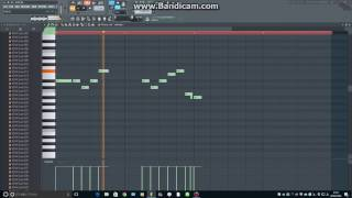 Alok, Bruno Martini Feat. Zeeba - Hear Me Now (FL Studio Remake)+FLP