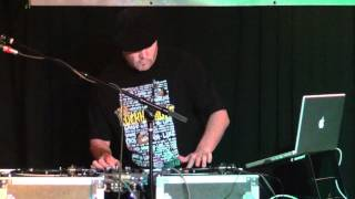 DJ Fuze of Digital Underground goes off in Reno