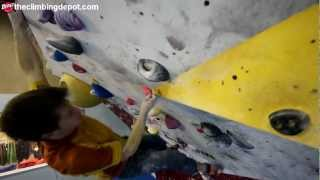 'Gamba' Bouldering League - Round 3