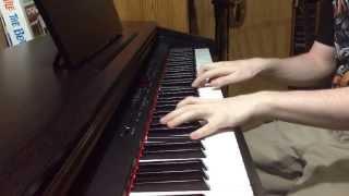 Pachelbel 's Canon in D (Lee Galloway arrangement) - Piano Cover