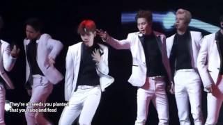 빅스 (VIXX) Depend On Me Live Performance