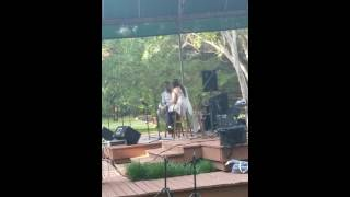 Juliana Johnson feat. Stefen James Say Something Live Cover Clip 2