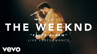 The Weeknd - False Alarm (Vevo Presents)