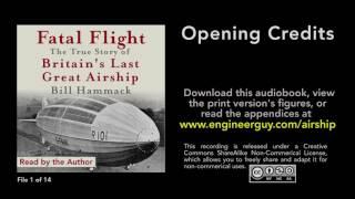 Fatal Flight audiobook: Opening credits (1/14)