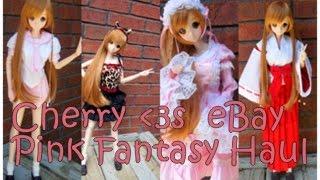 Cherry hearts eBay- BJD Clothes Haul