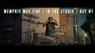 Memphis May Fire / In The Studio / Update #1