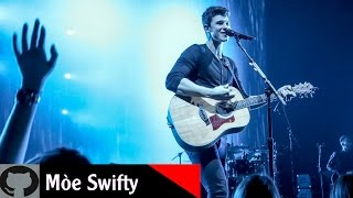 [Lyrics+Vietsub] Shawn Mendes – Treat You Better │Live on Today Show