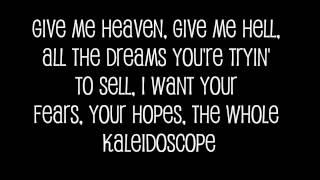 Kaleidoscope by The Script (Lyrics)