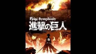Attack on Titan/Shingeki no Kyojin - OP Guren no Yumiya(Hip hop Remix)