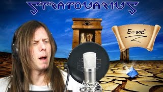 Stratovarius - Speed Of Light (Vocal Cover)