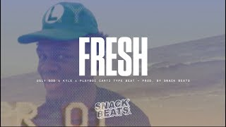 "[FREE] Ugly God x Kyle x Playboi Carti Type Beat 2017 - ""Fresh"" 
