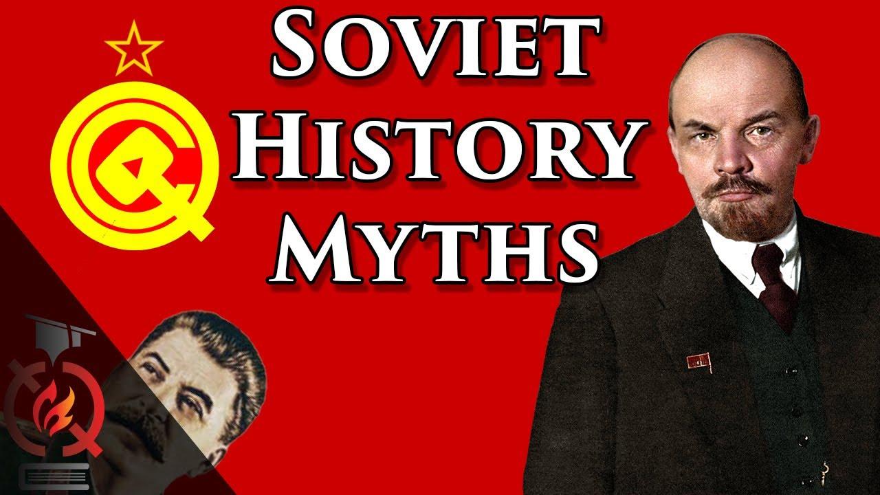 10 Soviet History Myths