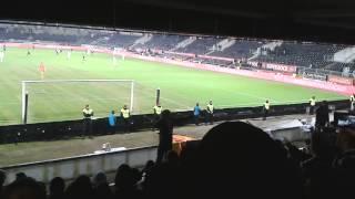 Vitória 4-0 Académica - Tomané faz o golo allez