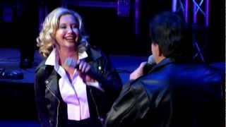 Olivia Newton-John ,You're The One That I Want , Live Royal Albert Hall Wed, 13 March 2013