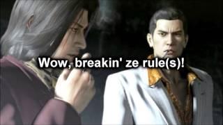 Ryu ga Gotoku Zero Judgement English