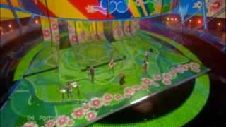 Eurovision 2009 Final - Flor-de-lis - Todas as ruas do amor - Portugal