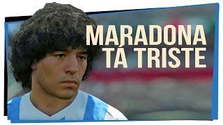 Maradona não vai receber dinheiro da Konami   Game Over