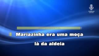 ♫ Karaoke A POMBINHA DA MARIA - Diapasão