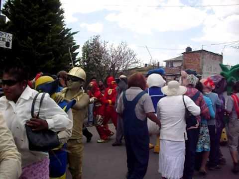 """Carnaval zolotepec 2011 """"ARGENTINOS"""" 3"""