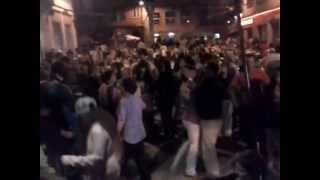 Patrick Band na avenida em vila real