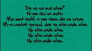 Smiley Feat Cheloo-Plec pe marte[lyrics]