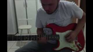 Another Brick In The Wall (PULSE) 2nd solo cover (Tim Renwick)