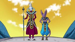 Beerus Vs Alien English Dub