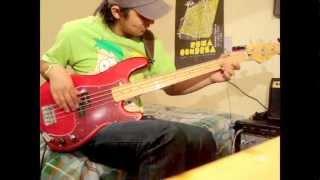 caifanes-metamorfeame( bass cover ) en vivo Guadalajara `93
