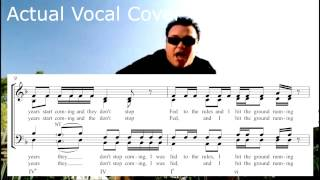 A Cover of All Star but it's a Bach chorale following the conventions of the Common Practice Period
