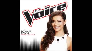 Bryana Salaz   Heart Attack   Studio Version   The Voice 7