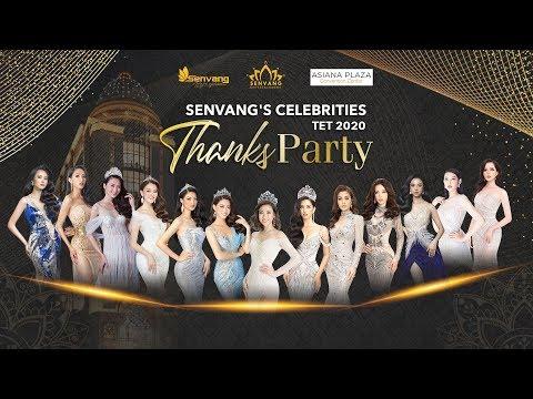 SEN VÀNG CELEBRITIES TET 2020 THANKS PARTY