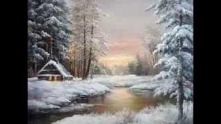 Kałakolczik (Dzwoneczek) - Czesław Niemen ... Zima w malarstwie ...