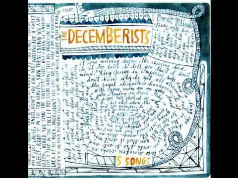 The Decemberists Shiny Chords Chordify