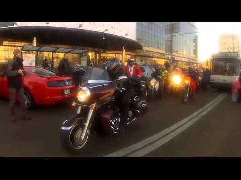 Ukrainian Moto Santa's (Украинские Мото Деды Морозы)