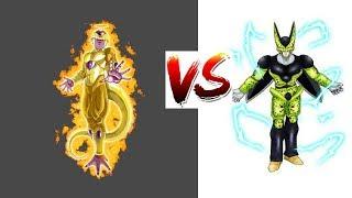 DRAGON BALL XENOVERSE 2 -  Golden  Frieza VS Cell