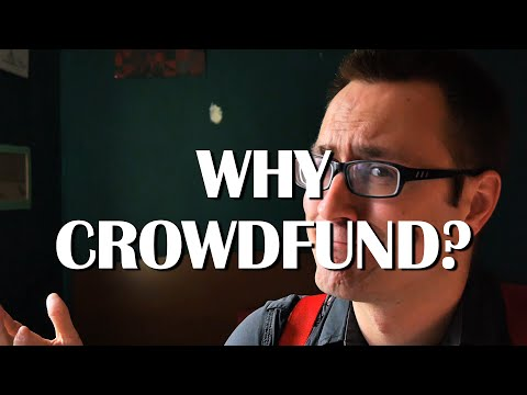 Getting My Ass Paid: Why Crowdfund?