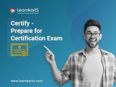 Certify - Prepare for Certification Exam