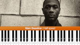"How To Play ""I Need a Dollar"" (Aloe Blacc)  Piano Tutorial / Chords"