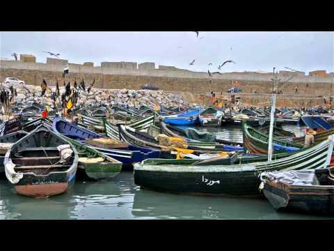 Port de la ville de Safi filmé par Nikon D7000
