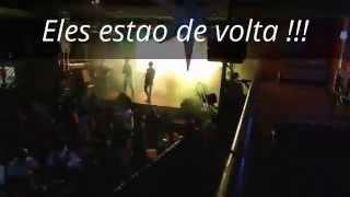 Banda Corpo e Alma Clube Atenas Palaçe  Vamos bailar dia 16/02/2015