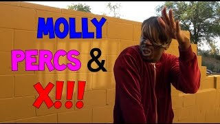 Coodie Plum - Molly Percs and X (Mask off Parody)