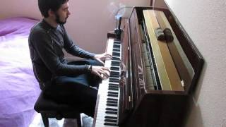 Wings - Dustin O'Halloran (Piano Cover)